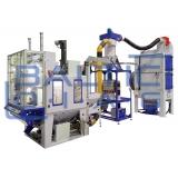 Automatizuota smėliavimo linija GUYSON RXS900