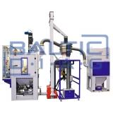 Automatizuota smėliavimo linija GUYSON RXS400