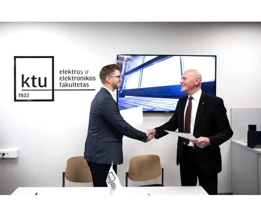 "KTU atidaryta ""BalticDiag automobilinės elektronikos diagnostikos laboratorija"""