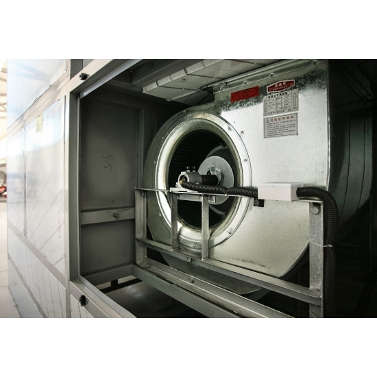 Spray booth BD-6400