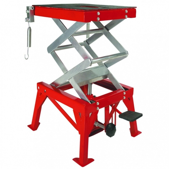 Hydraulic lift for motorcycle 135 kg