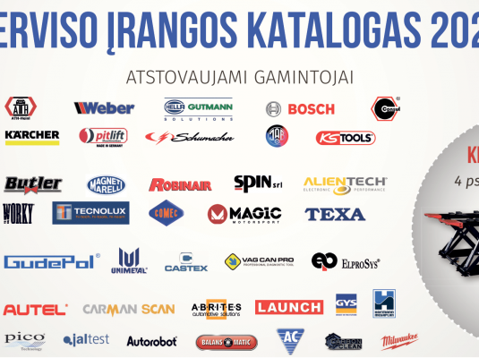 BalticDiag įrangos katalogas Nr.21