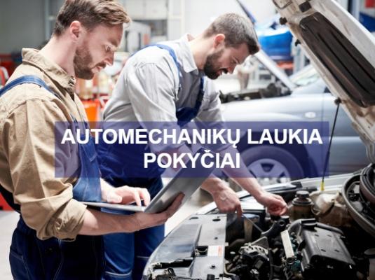 Automechanikų laukia pokyčiai – naikinami verslo liudijimai