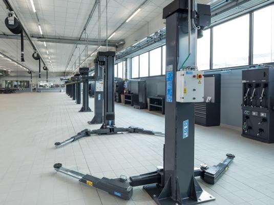 Itališka OMCN autoservisų įranga – nuo šiol ir Lietuvoje