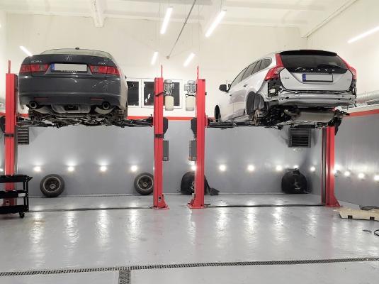 Automobilių remonto paslaugų kainos – per kiek laiko atsiperka serviso įranga?
