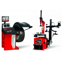 Оборудование для ремонта колес и шин