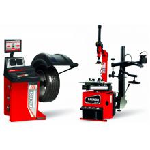 Wheel and tire repair equipment