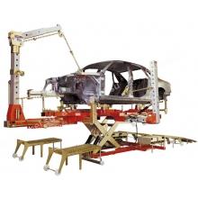 Chassis repair equipment