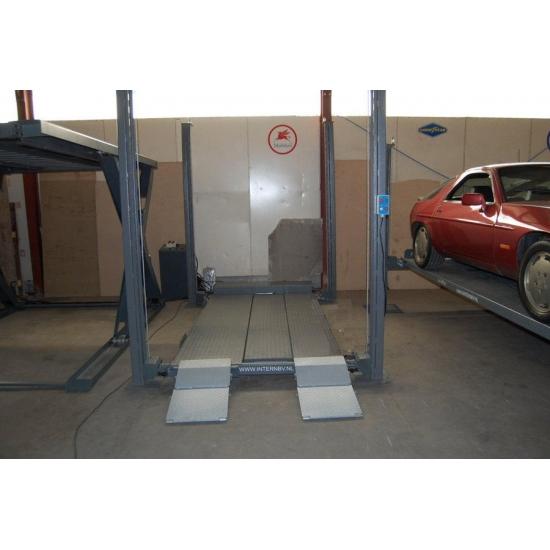 Dvivietis parkingo keltuvas int-208-klein