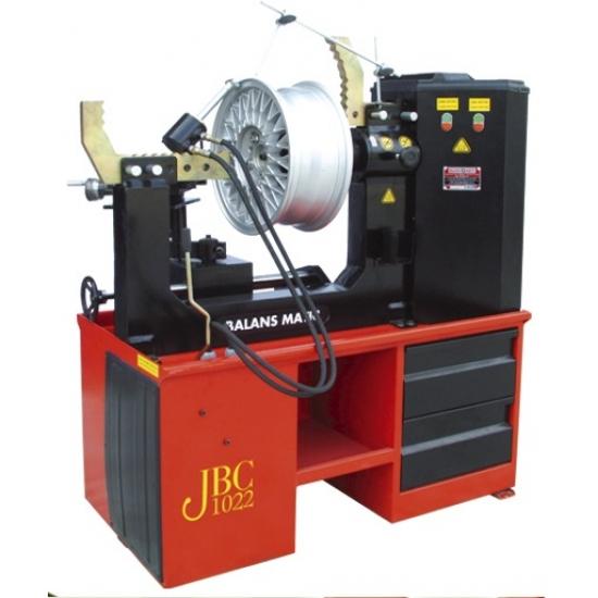 Ratlankių lyginimo staklės Balansmatic JBC1022B