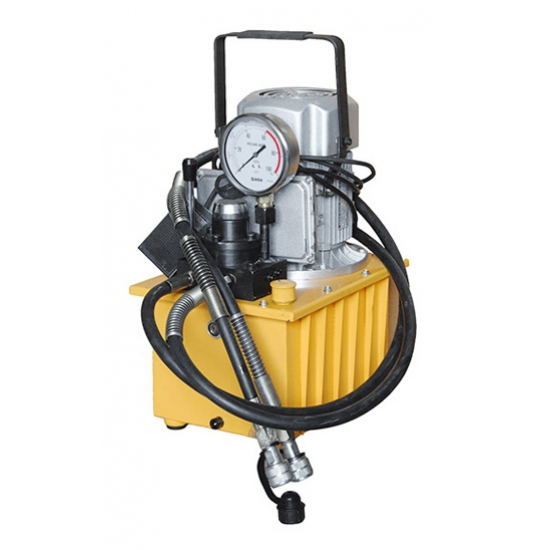Electric hydraulic pump double action 750W