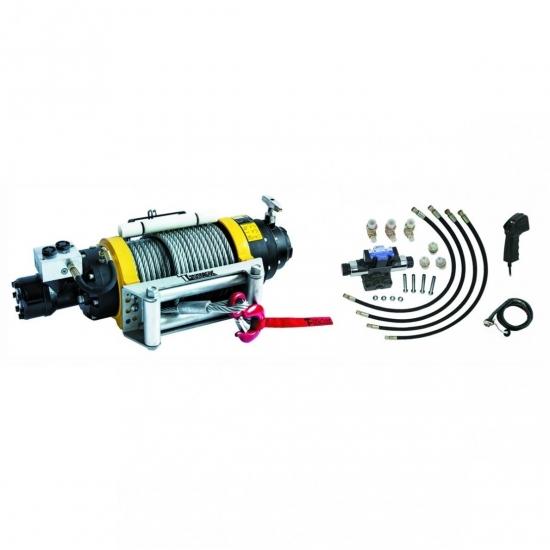 Hidraulinė gervė su nuotolinio valdymo sistema 10215 kg