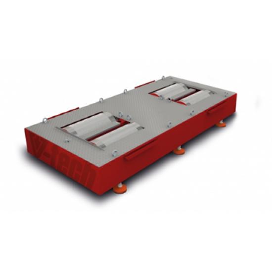 V-Tech VT-2 modulinis galios tikrinimo stendas