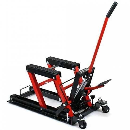 Motorcycle and ATV hydraulic lift 680 kg