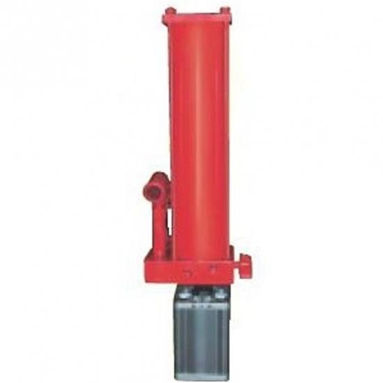 Pneumatinė hidraulinė pompa 30t su žarna