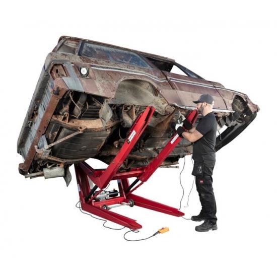 Hidraulinis kėbulo verstuvas 1600 kg