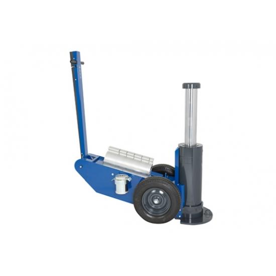 Didelių tonažų pneumo-hidraulinis domkratas AC Hydraulic 100-1H
