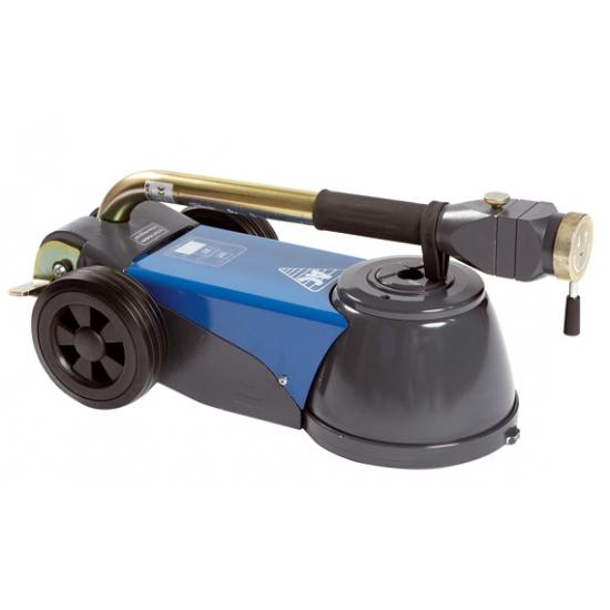 Nešiojamas pneumo-hidraulinis domkratas AC Hydraulic 25t / 10t