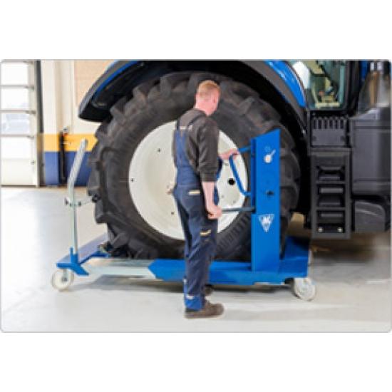 Sunkvežimių ratų vežimėlis AC Hydraulic WT1500N
