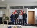 Įmonės atstovai aplankė ATH-Heinl tiekėjus