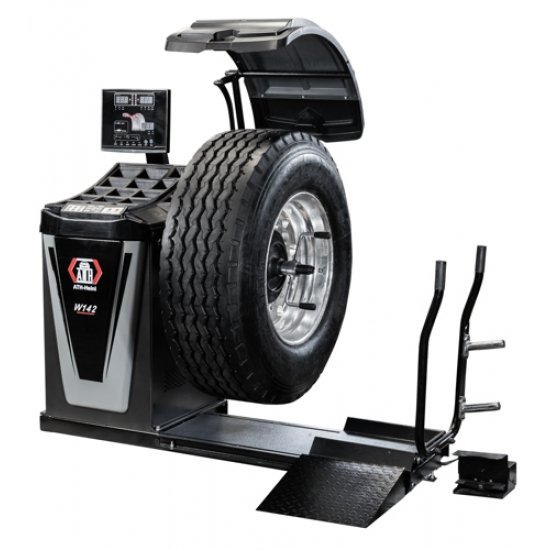 Sunkvežimių ratų balansavimo staklės ATH-Heinl W142
