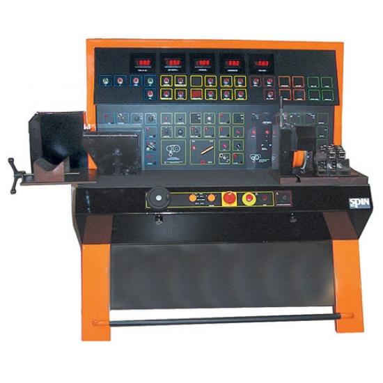 Starterių ir generatorių stendas transportui virš 7.5 tonų - Bancoprova D Truck Pro