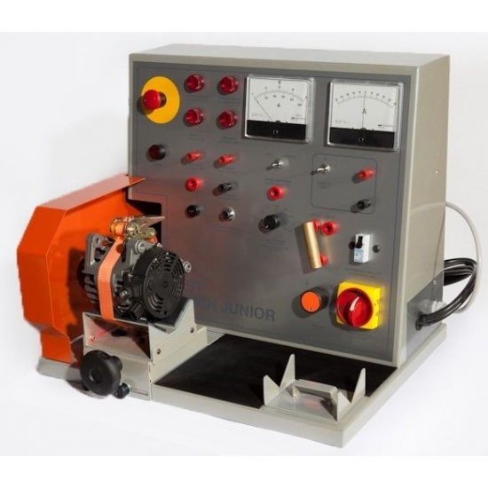 Starterių ir generatorių testavimo stendas 12-24 V Banchetto Junior