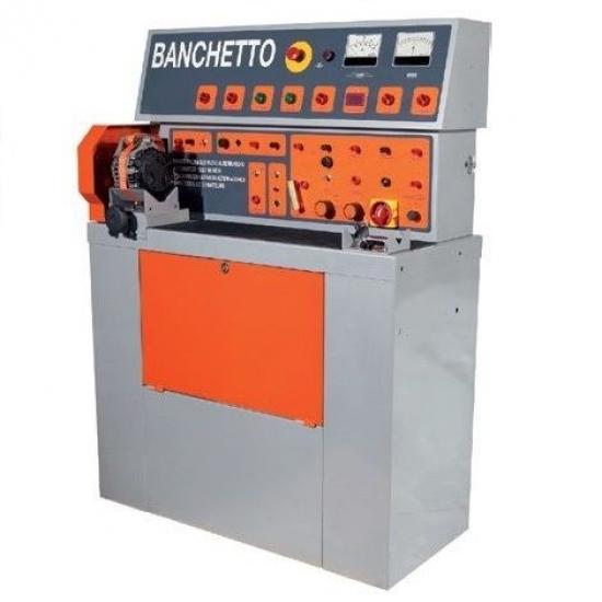 Starterių ir generatorių stendas iki 7.5 tonų Banchetto Profi