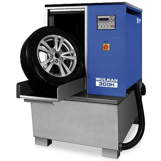 Ratų plovimo įranga Wulkan 300