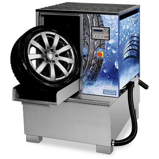 Ratų plovimo įranga Wulkan 360HP