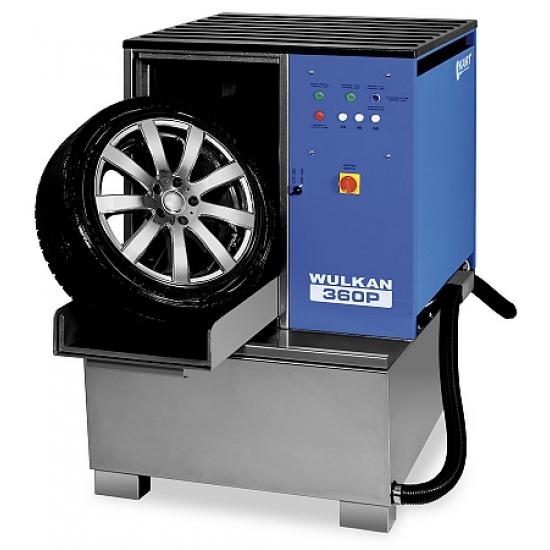 Ratų plovimo įranga Wulkan 360P