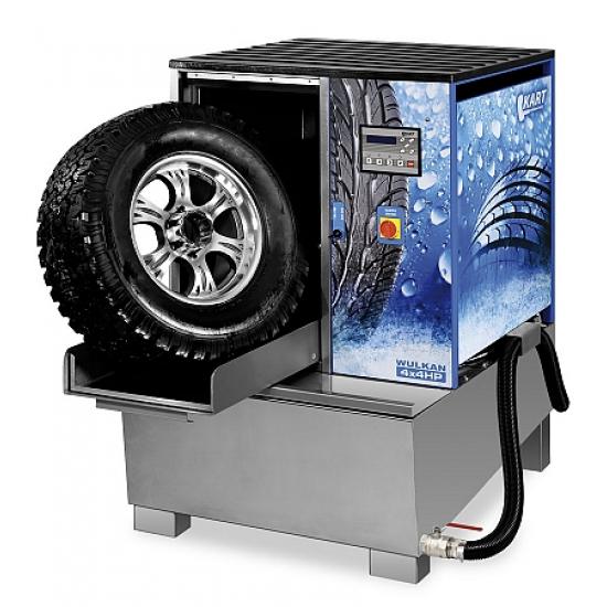Ratų plovimo įranga Wulkan 4x4HP