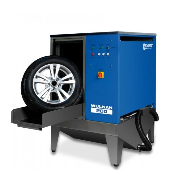 Ratų plovimo įranga Wulkan 200