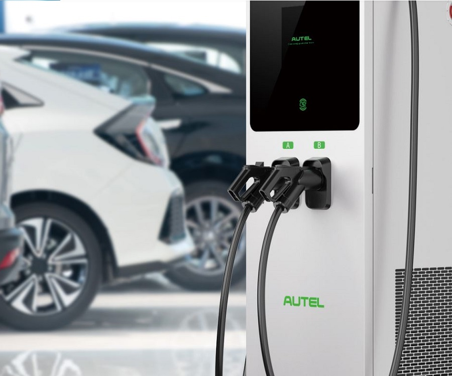 Autel EV įkrovimo įranga - ištobulinta technologija elektromobiliams