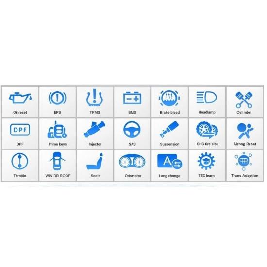 Universali diagnostikos įranga Autel MaxiAP AP200