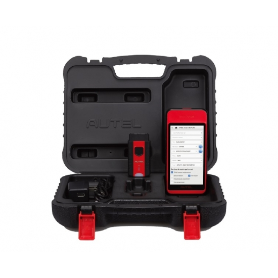 Padangų daviklių programavimo ir diagnostikos įranga Autel MaxiTPMS ITS600