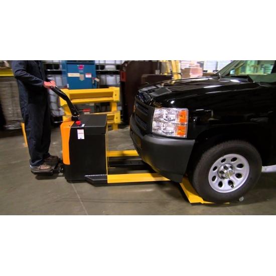 Elektrinis automobilių transportavimo vežimėlis 1500 kg