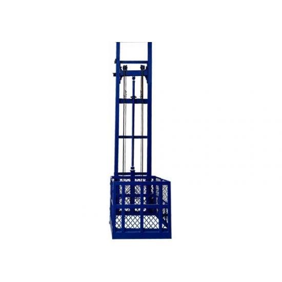 Dviejų kolonų krovinis liftas 2.4-6m