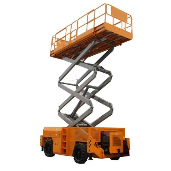 Diesel self-propelled tower lift 12-18 meters