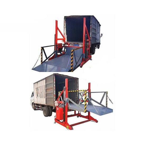 Hidraulinė krovinių kėlimo platforma 2000 kg