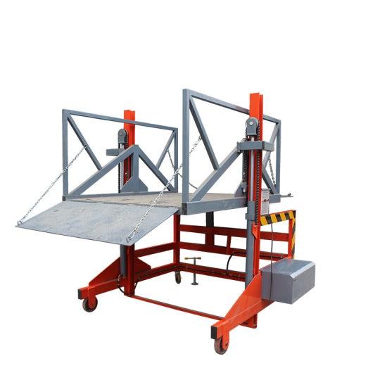 Гидравлическая рампа 2000 кг