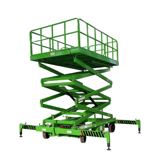 Hydraulic tower lift 4 - 18 meters