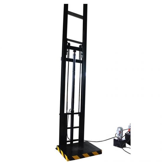 Hydraulic lifting lift 1 - 15 meters