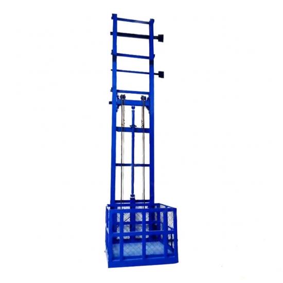 Hydraulic cargo lift 1.6 - 20 meters