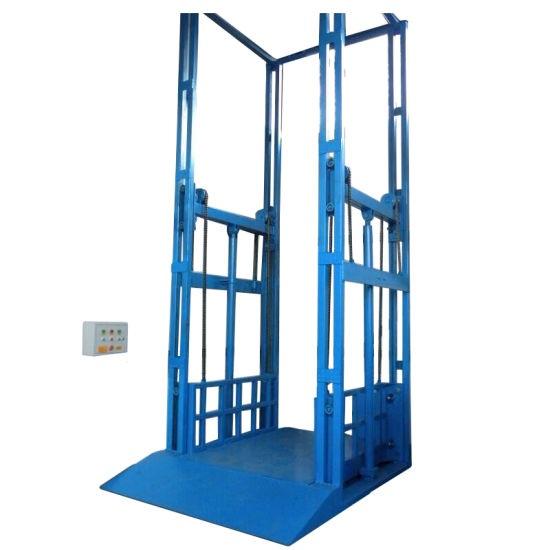 Cargo lift 1 - 14 meters