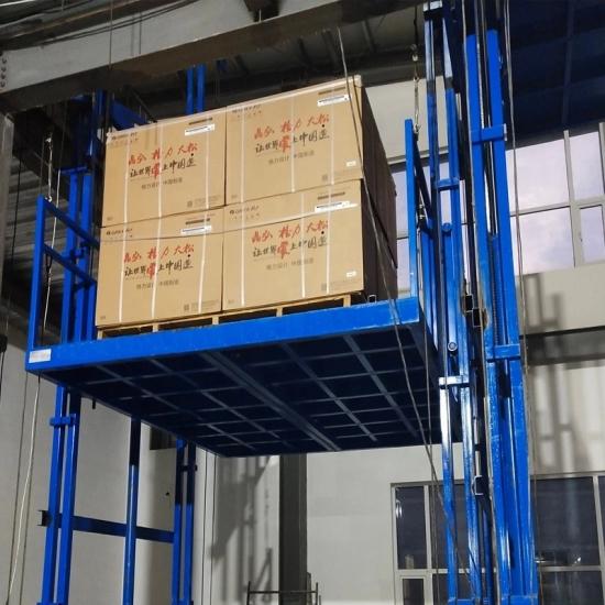 Hydraulic lifting lift 1-6 meters