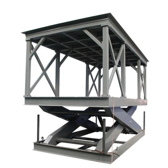 Automobilių pakėlimo platforma 2.5-5t