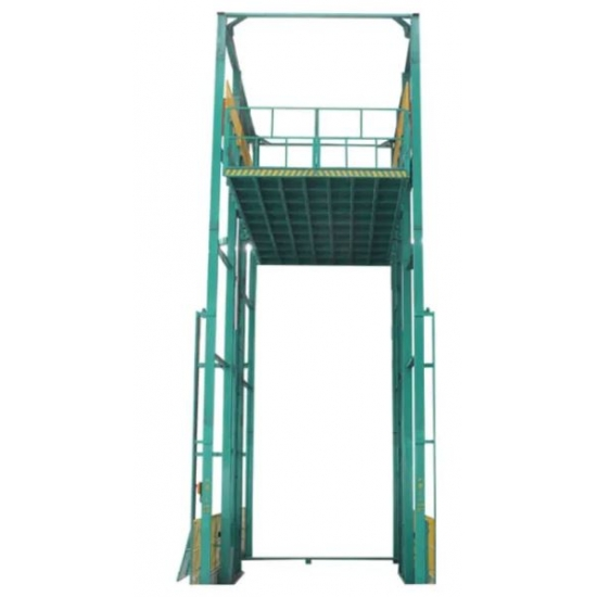 Hydraulic lifting lift 1.6 - 6 meters