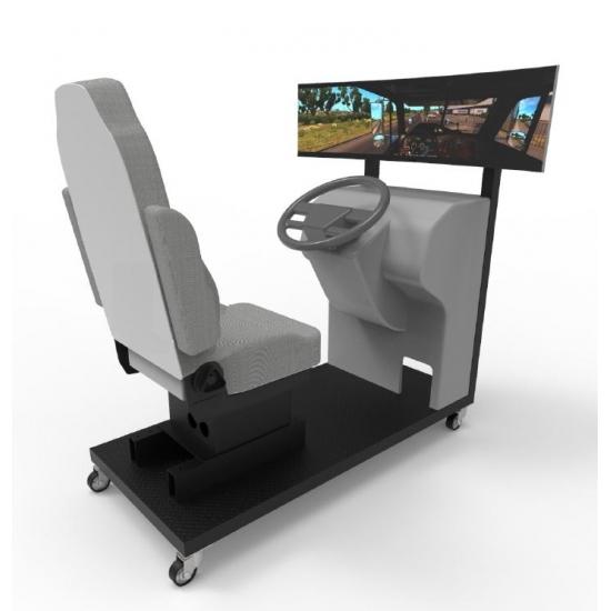 Sunkvežimių vairavimo simuliatorius BALTIC DIAG S415 EVO