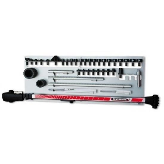 Teleskopinė ir elektroninė kėbulo matuoklė su priedais Blackhawk Tech-Tram 400 – 2665 mm MGE10